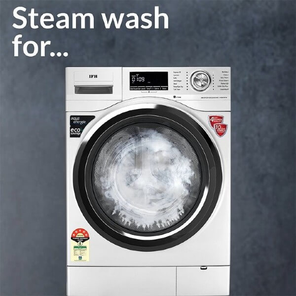 ifb washing machine insta post