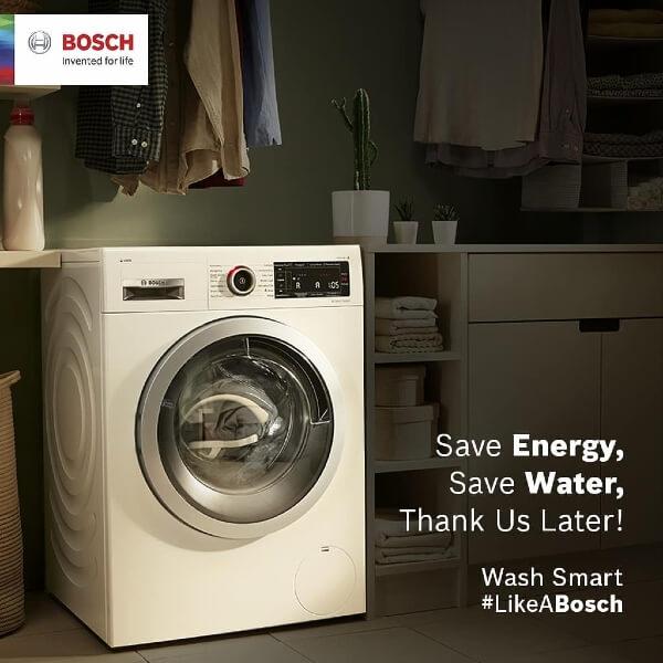 bosch washing machine insta post