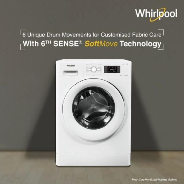 whirlpool washing machine insta post